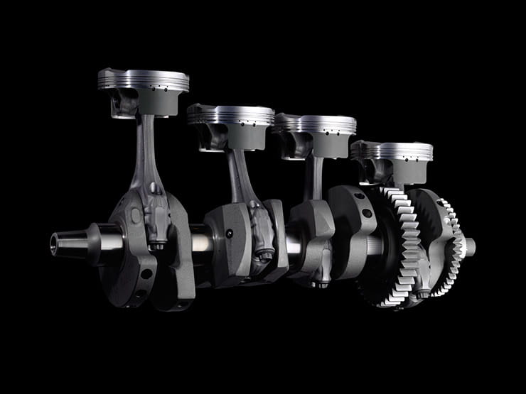 How it works: the crankshaft