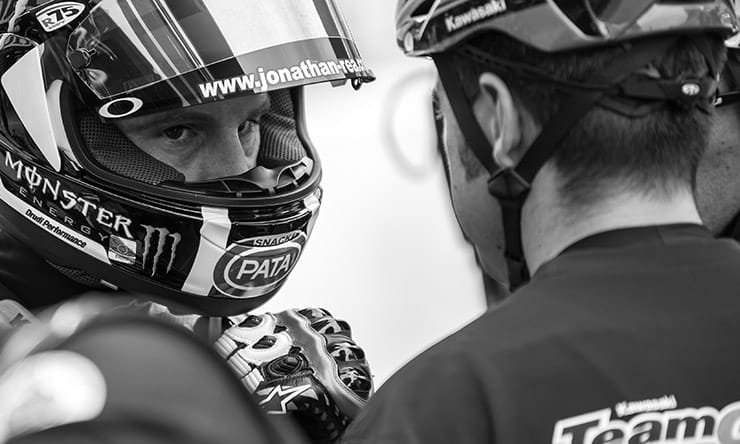 Jonathan Rea on Suzuka, confidence, crew chief and the future