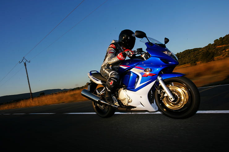 Suzuki GSX650F (2008 – 2016) | Used Bike Guide