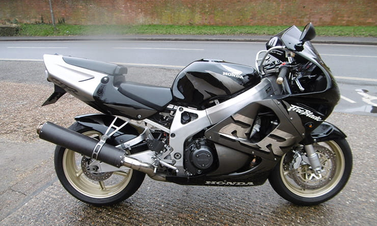 The five best four grand Fireblades for sale this week