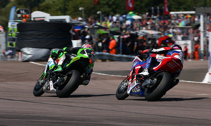 IN PICTURES: The very best photos from Thruxton BSB