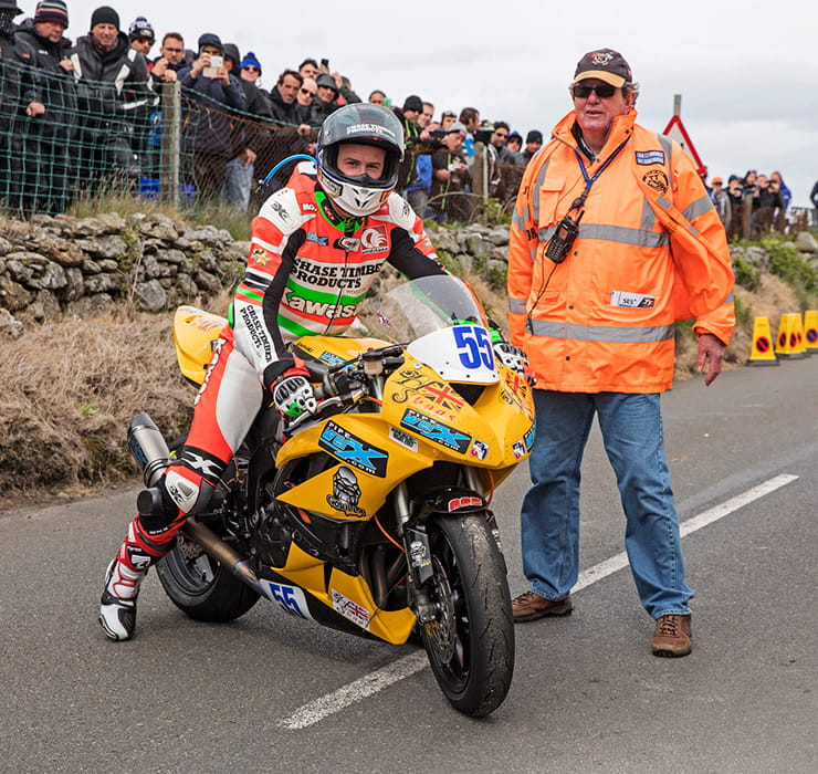 BLOG: What it takes to be a TT marshal