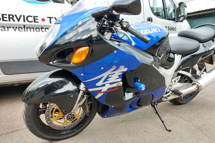 Bennetts Motorbike Insurance >> Suzuki GSX1300R Hayabusa Review【 Buyers Guide