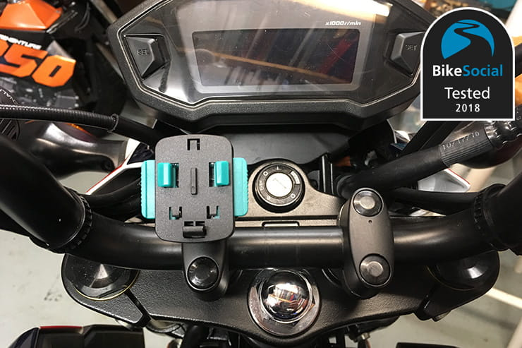 Ultimate addons bike phone mount review