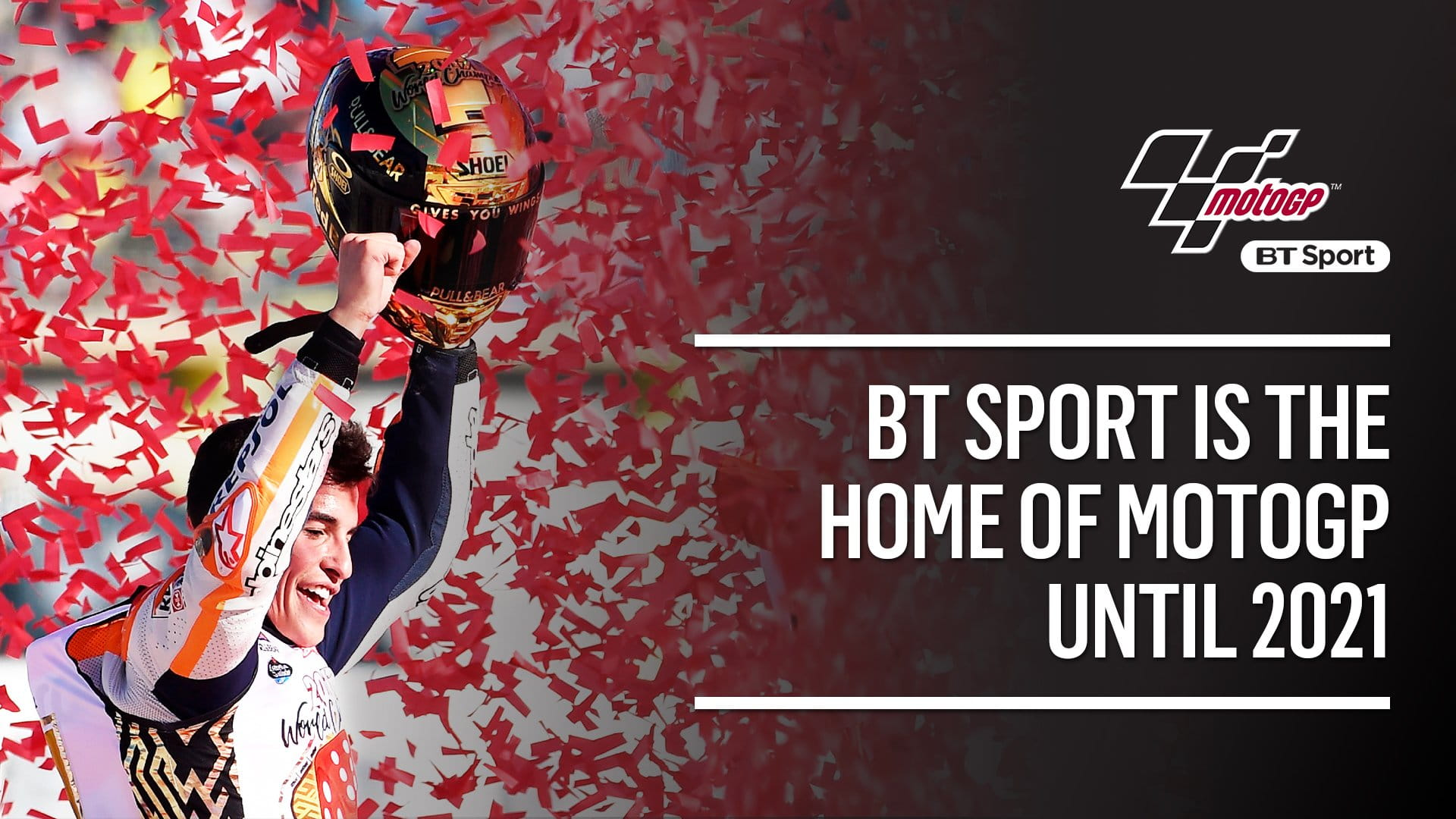 BT Sport MotoGP Deal confirmed