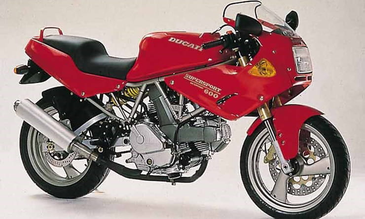 Used Bike Guide Ducati 600ss 750ss 900ss