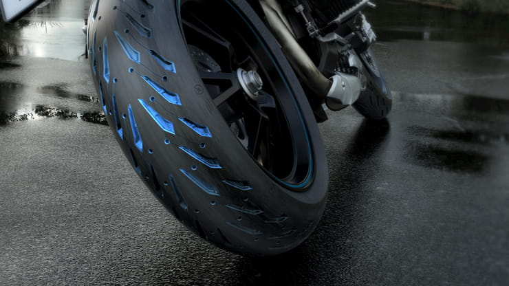 Michelin Road 5 tyre launch BikeSocial