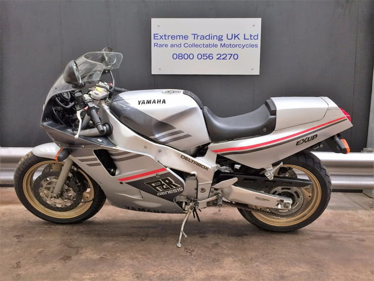 Modern Classic Used Bike Guide Yamaha FZR1000R EXUP