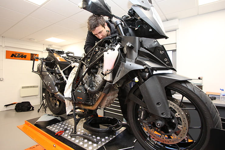 Motorcycle servicing explained | Bike Social FAQ
