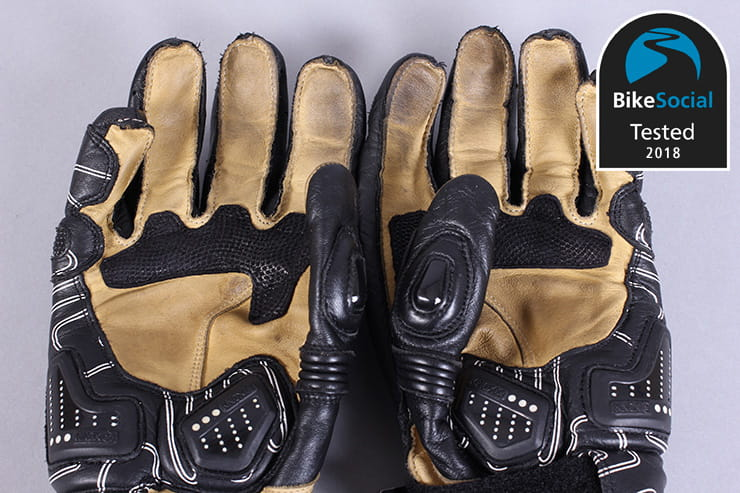 Racer High Speed motorcycle gloves review