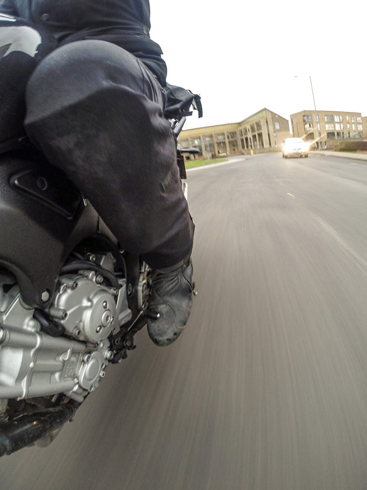 Rider skills: How to improve your overtakes and cornering