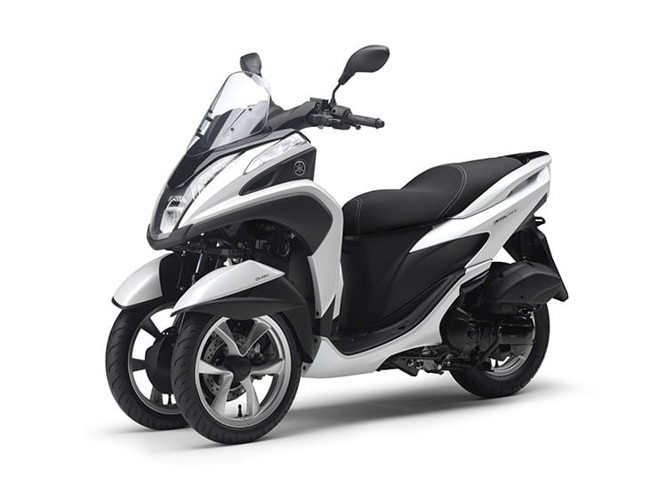 Small Capacity Niken from Yamaha?