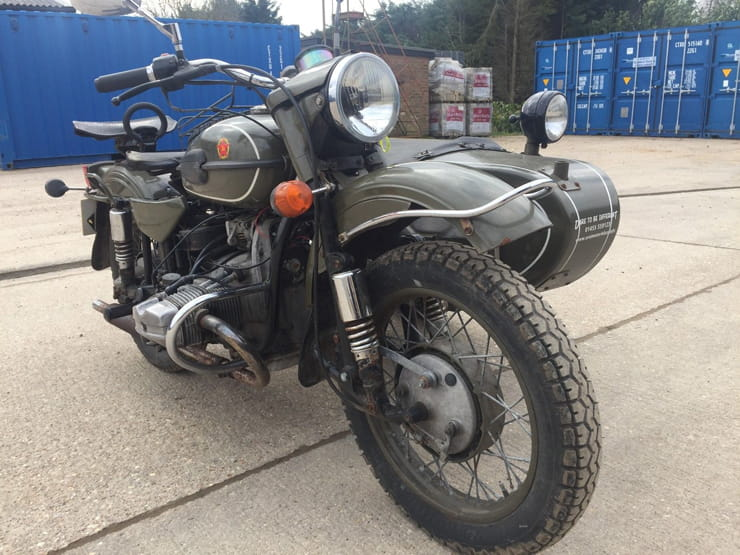 Ural sidecar outfit buyers guide