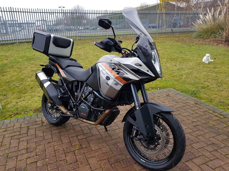 Used bike guide | 2015 KTM Adventure 1190 £7995