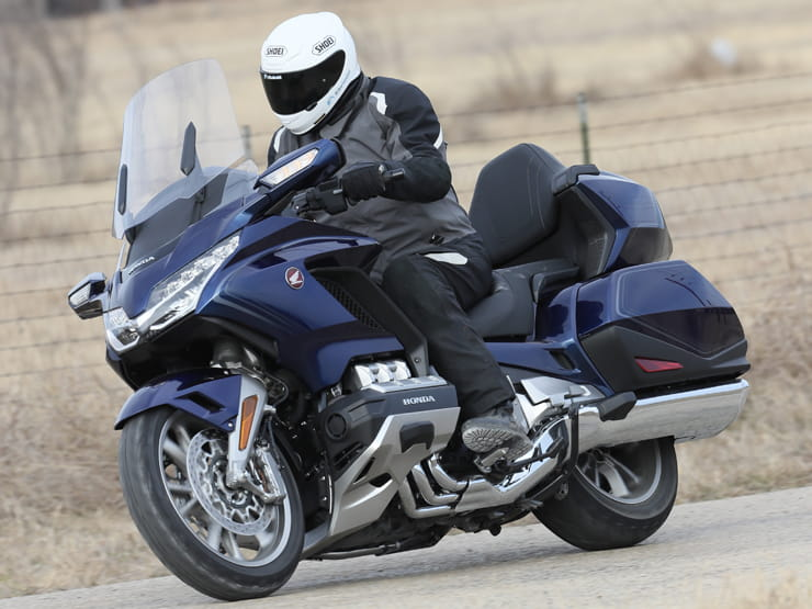 Honda Gold Wing 2018 BikeSocial review