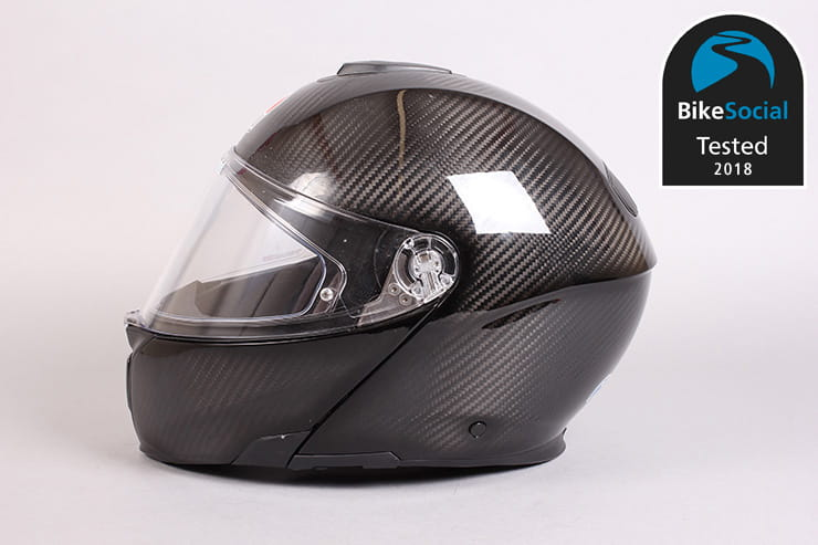Tested Agv Sport Modular Helmet Review Video