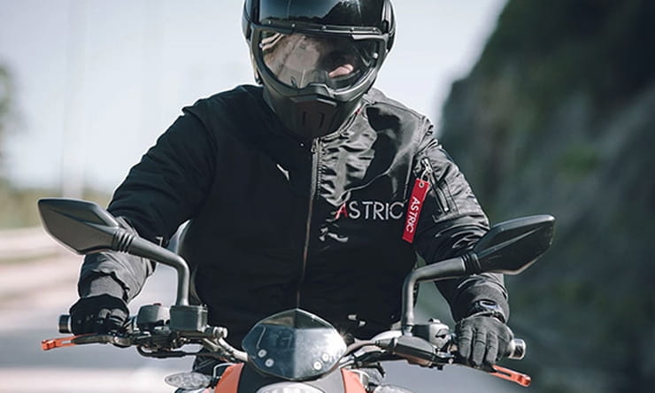 Astric jacket cover