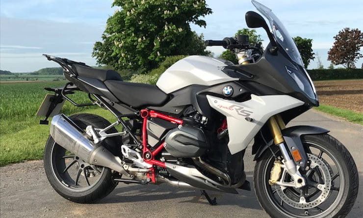 BMW R1200 RS Longterm Update