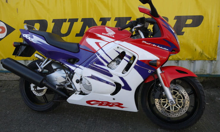 Honda CBR600F Used bike Guide