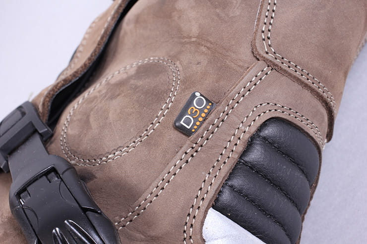 Falco Mixto 2 adventure motorcycle boots BikeSocial review