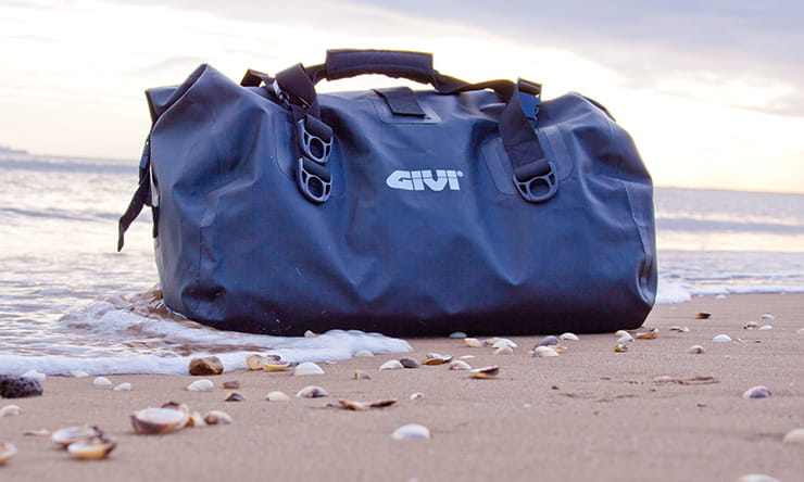 Givi Bag BikeSocial Review