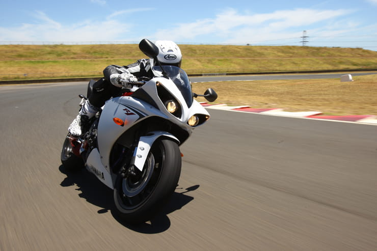 The Life and times of the Yamaha YZF-R1
