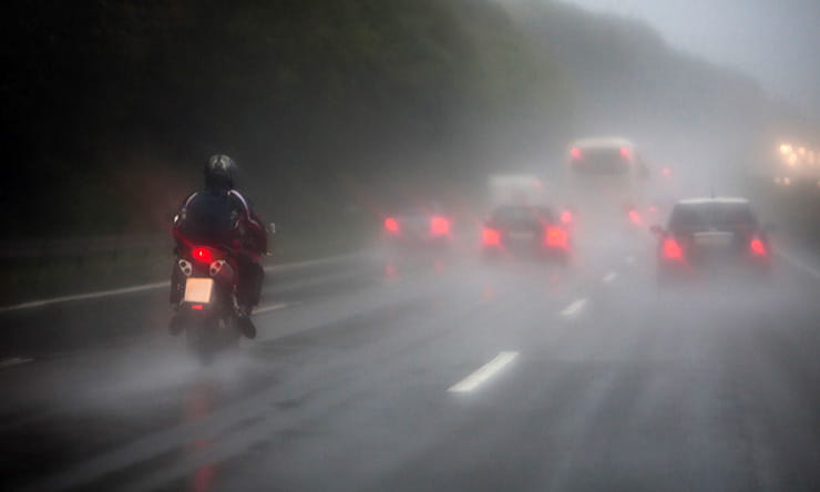 Rider skills: better wet weather riding