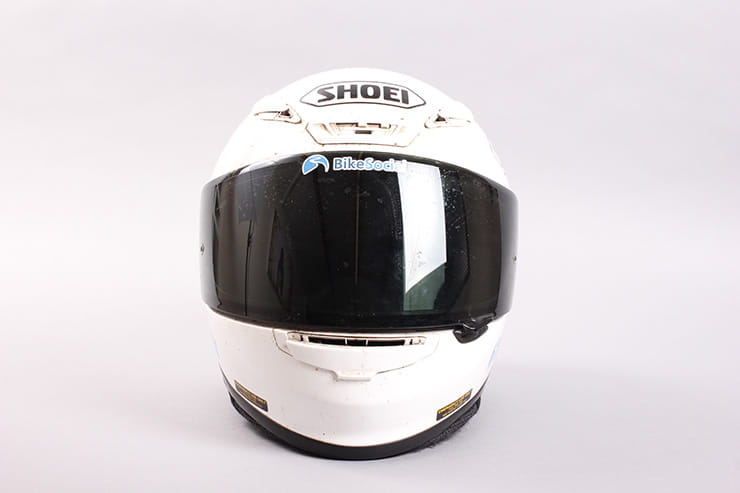 Shoei NXR helmet review