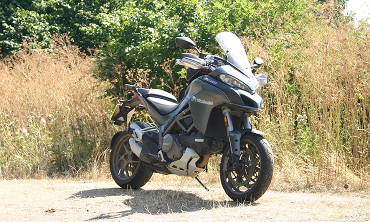 Ducati Multistrada 1260s (2018) | Touring review part 2
