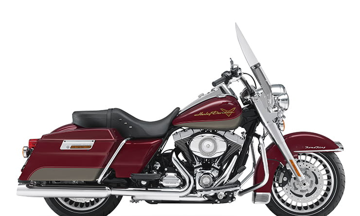 Used guide: Harley-Davidson Road King (2009 – 2017)