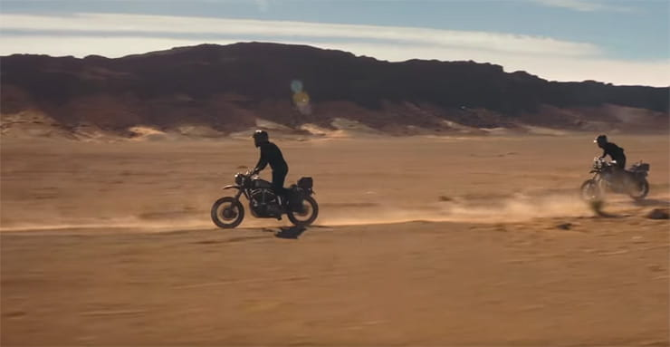 Harley Interview off-road and electric bikes