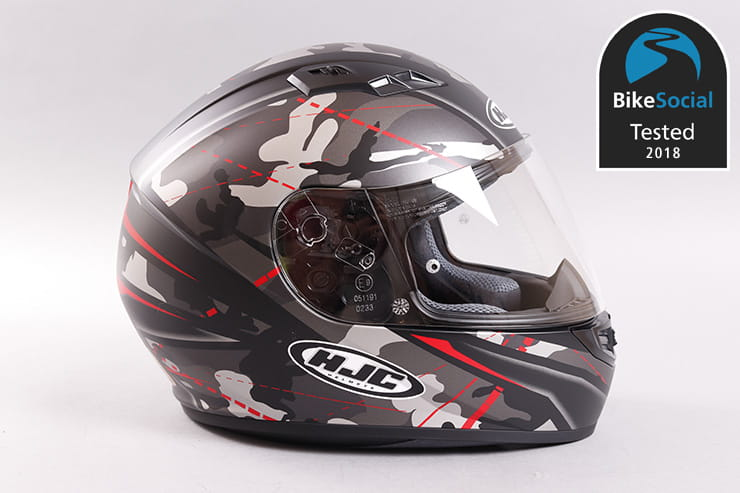 Tested: HJC CS-15 motorcycle helmet review