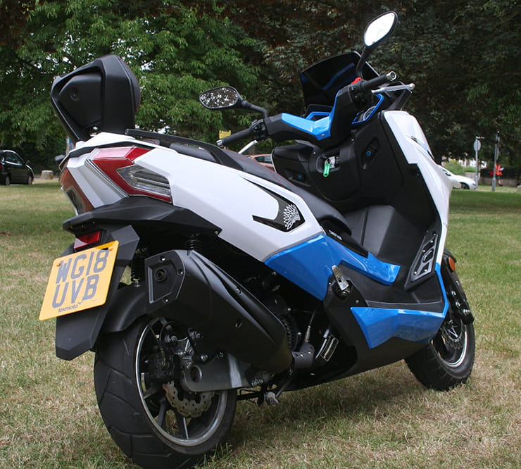 Lexmoto Chieftain125 (2018) | Review