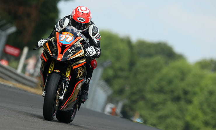 IN PICTURES: The very best photos from Brands Hatch BSB