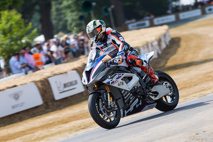 Hickman ruled out of Classic TT