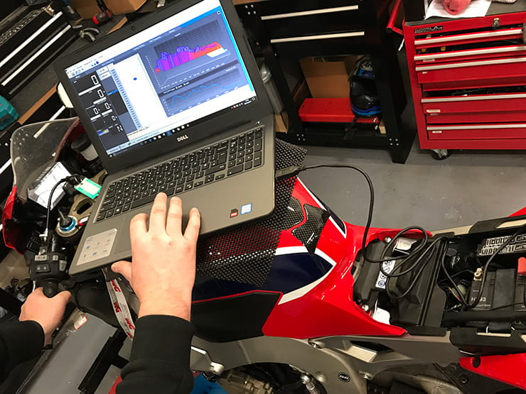 How to: improve a Honda Fireblade's power and fuelling