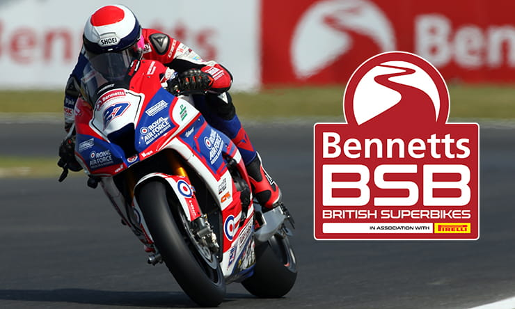 Jake Dixon Knockhill Bennetts BSB