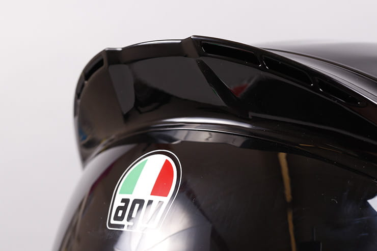 Tested: AGV K1 motorcycle helmet review