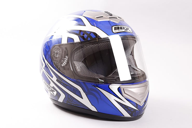 Box BX-1 motorcycle helmet review
