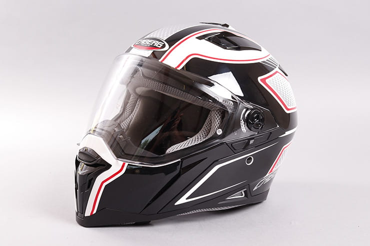Tested: Caberg Stunt motorcycle helmet review review