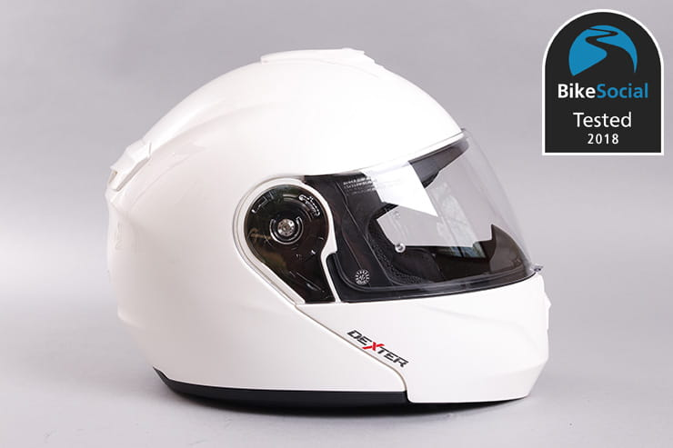Tested: Dexter Spectron motorcycle helmet review