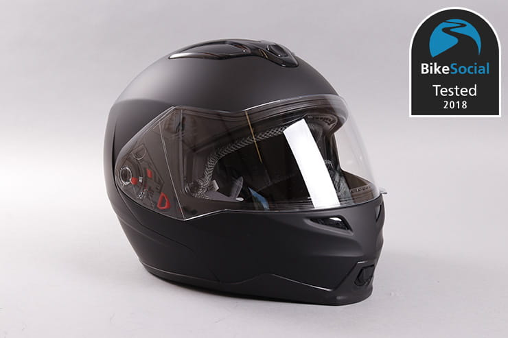 Tested: GSB G-339 motorcycle helmet review