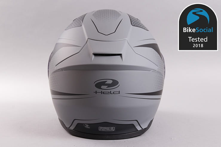 Tested: Held Travel Champ II motorcycle helmet review