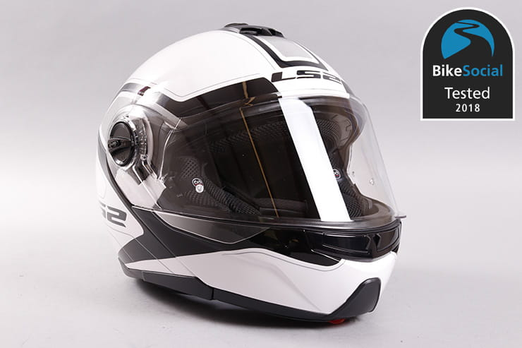 Tested: LS2 Strobe motorcycle helmet review