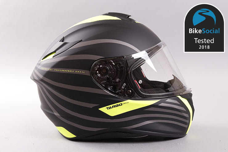 Tested: MT Targo motorcycle helmet review