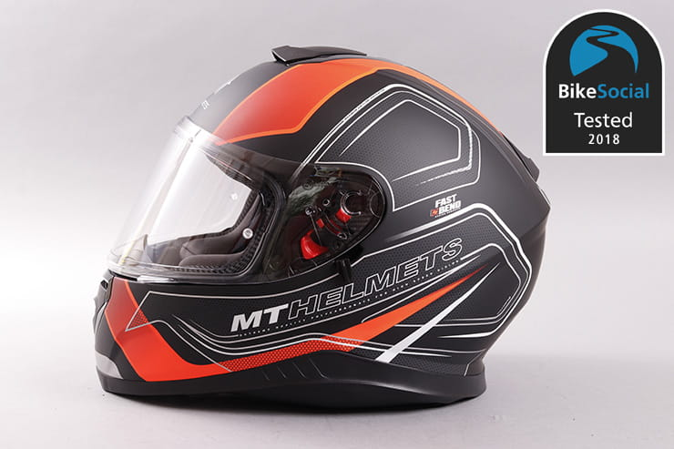 Tested: MT Thunder 3 motorcycle helmet review