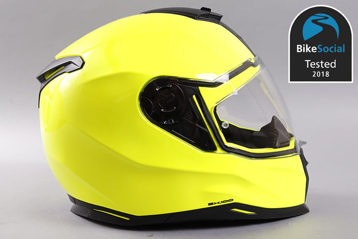 Tested: Nexx SX.100 motorcycle helmet review