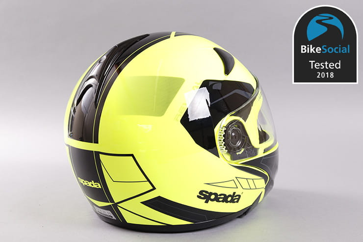 Tested: Spada Reveal motorcycle helmet review