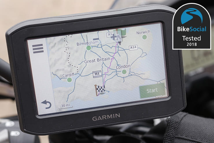 Tested: Garmin 396 / 346 LMT-S sat-nav review