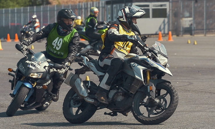 Tested: MotoGymkhana experience day review